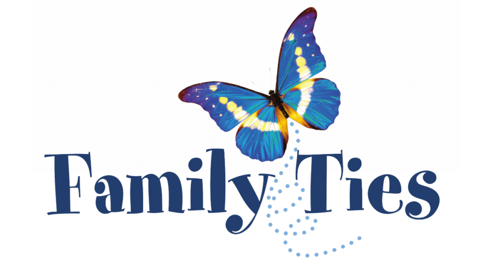 Logo Family Ties New Carlisle