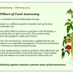 Capsule - The four pillars of food autonomy